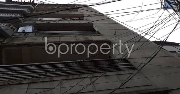2 Bedroom Flat for Rent in Mohakhali, Dhaka - A 700 Sq Ft Flat Can Be Found In Mohakhali For Rent, Near Mohakhali Tb Gate Jame Mosjid