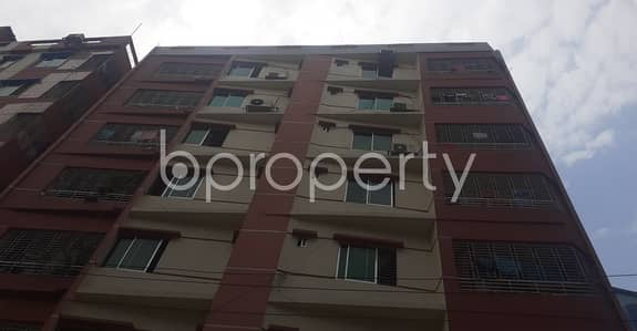 4 Bedroom Apartment for Rent in Ibrahimpur, Dhaka - Start Residing In This 1150 Sq Ft Properly Developed Flat For Rent, In North Ibrahimpur.