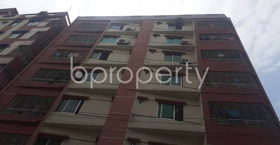 2 Bedroom Flat for Rent in Ibrahimpur, Dhaka - This 700 Sq Ft Flat Is Now Vacant To Rent In Mirpur Close To Ibrahimpur Bazar Jame Masjid
