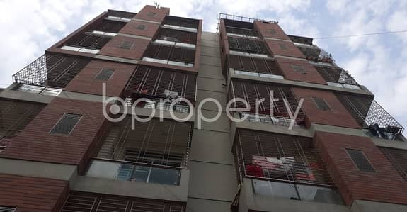 2 Bedroom Apartment for Rent in Malibagh, Dhaka - 950 Sq Ft Vacant Flat For A Small Family Is Ready For Rent At Malibagh
