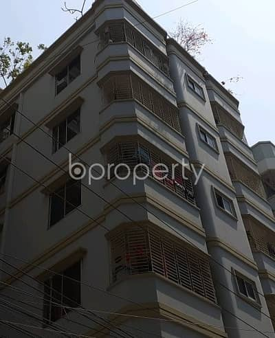 3 Bedroom Apartment for Rent in Adabor, Dhaka - Nice 1250 SQ FT flat is available to Rent in Adabor close to Adabor Thana