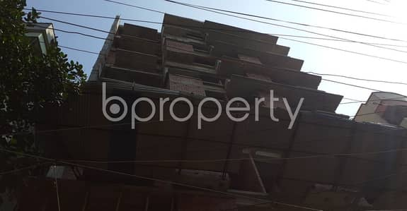 3 Bedroom Apartment for Sale in Adabor, Dhaka - 1300 Sq Ft Apartment For Sale In Adabor Nearby Vard Eye Vision Hospital