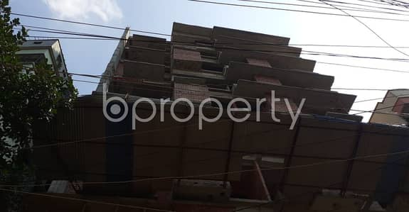 3 Bedroom Apartment for Sale in Adabor, Dhaka - This 1275 Sq Ft Flat Is Now Vacant To Sale In Baitul Aman Housing Society Close To Vard Eye Vision Hospital