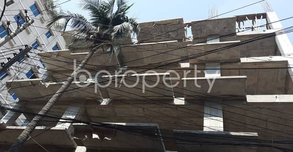 3 Bedroom Flat for Sale in Dhanmondi, Dhaka - A 1500 Sq Ft Residential Apartment Is On Sale In West Dhanmondi Nearby West Dhanmondi Yousuf High School