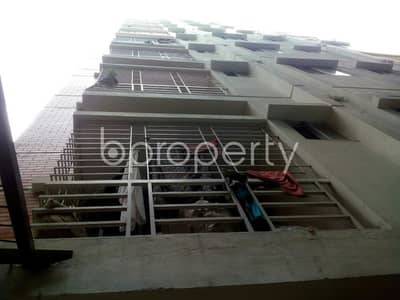 3 Bedroom Flat for Rent in Motijheel, Dhaka - A Nice House Is Available For Rent At Naya Paltan, With An Affordable Deal.