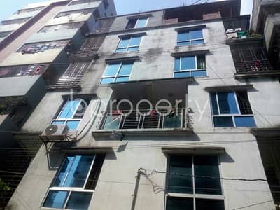 1 Bedroom Flat for Rent in Badda, Dhaka - An Apartment Of 500 Sq Ft Is Waiting For Rent At South Baridhara Residential Area