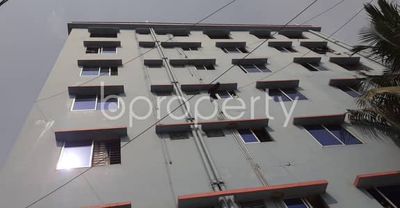 2 Bedroom Flat for Rent in 9 No. North Pahartali Ward, Chattogram - Offering You A 1050 Sq Ft Nice Flat For Rent In East Firojshah Colony