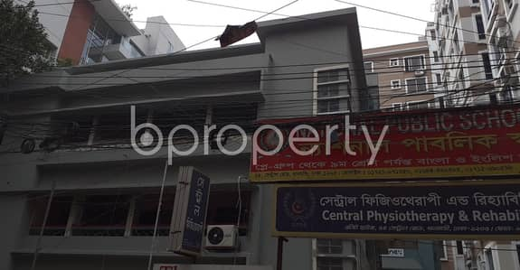 Office for Rent in Hatirpool, Dhaka - A 400 Sq Ft Office Is Available For Rent Which Is Located At Central Road Nearby Children Home Pre-cadet High School
