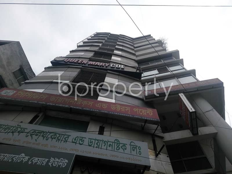 A Duplex Apartment Is Up For Sale In Pragati Soroni , Near Queen Mary College.