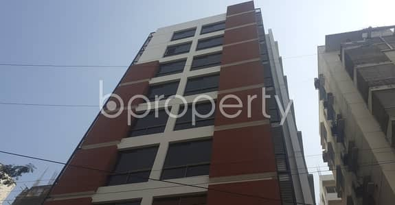 We Have A 2318 Sq. Ft Flat For Sale In Uttara Nearby Baitun Noor Jameh Mosjid.