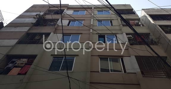 2 Bedroom Apartment for Rent in Motijheel, Dhaka - A Beautiful Apartment For Rent Is All Set For You In Gopibag Nearby Gopibag Jame Masjid.