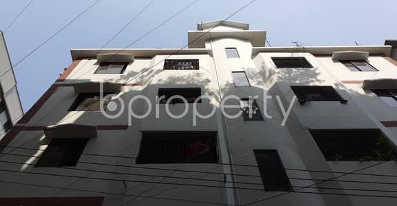 2 Bedroom Apartment for Rent in Dhanmondi, Dhaka - An Apartment Of 900 Sq. Ft Is Up To Rent In Dhanmondi Near Baytul Aqsa Jame Masjid.