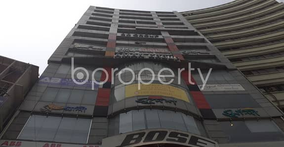 Shop for Rent in Gulshan, Dhaka - At Gulshan, 190 Sq Ft Well Fitted Shop Is ready To Rent Near To City Bank