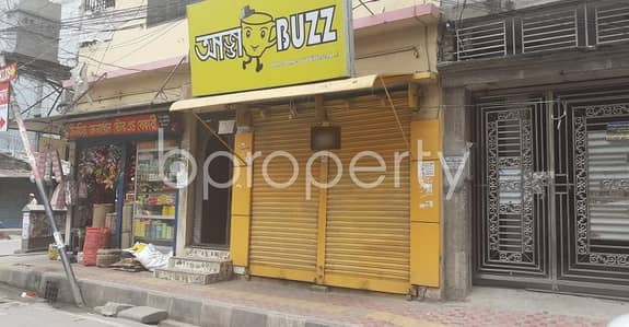 Shop for Rent in Mohammadpur, Dhaka - Take a Look at This 350 Sq Ft shop to Rent in Mohammadpur Near To Mohammadpur Thana