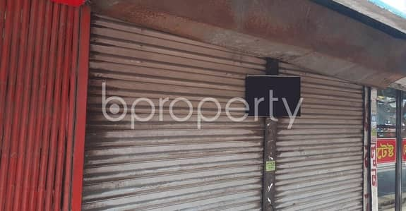 Shop for Rent in Malibagh, Dhaka - 130 Sq Ft shop Is Available to Rent in Malibagh nearby Malibagh Super Market