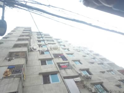 2 Bedroom Flat for Rent in Sutrapur, Dhaka - A 950 Sq. ft Nice And Comfortable Flat Is Up For Rent In Sutrapur Near To Sanai Community Center