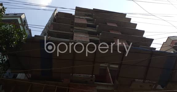 3 Bedroom Flat for Sale in Adabor, Dhaka - This 1300 Sq. Ft. Flat Is Up For Sale Near Baitul Aman Housing Society Jame Mosque In Adabor.