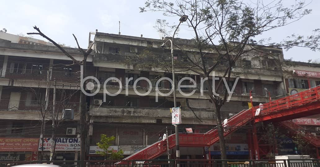 Deal With Your Business in 6200 Sq Ft Office with a Convenient To Rent in Malibagh Area Near To Malibagh Super Market