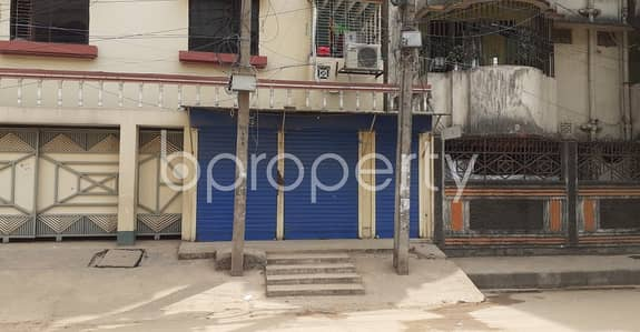 Shop for Rent in Khilgaon, Dhaka - At Khilgaon, 200 Sq Ft Well Fitted Shop Is ready To Rent Near To Khilgaon College