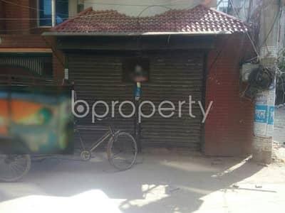 ভাড়ার জন্য এর দোকান - বাড্ডা, ঢাকা - Use This 40 Sq Ft Rental Property as Your shop, Located at Badda nearby Ideal School