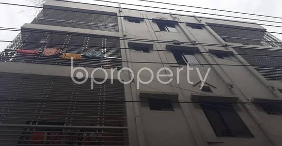 ভাড়ার জন্য BAYUT_ONLYএর ফ্ল্যাট - নিকুঞ্জ, ঢাকা - A Ready 700 Sq. ft Apartment For Rent In Nikunja 2 Near Khilkhet Nikunja 2 Jame Masjid.