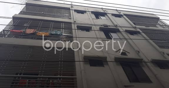 2 Bedroom Flat for Rent in Nikunja, Dhaka - A Ready 700 Sq. ft Apartment For Rent In Nikunja 2 Near Khilkhet Nikunja 2 Jame Masjid.