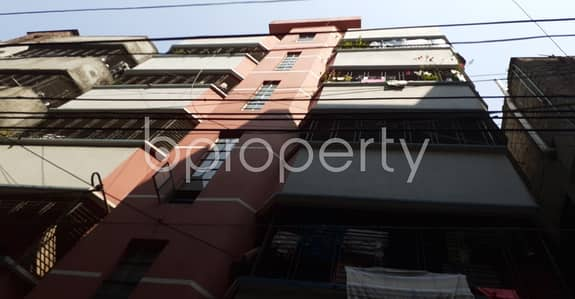 2 Bedroom Apartment for Rent in Jatra Bari, Dhaka - Check This Nice 2 Bedroom Flat For Rent At Bibir Bagicha, Jatra Bari.