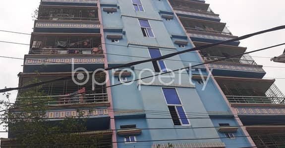 2 Bedroom Flat for Rent in Gazipur Sadar Upazila, Gazipur - Nice 750 SQ FT flat is available to Rent in Tongi close to Tongi Commerce College