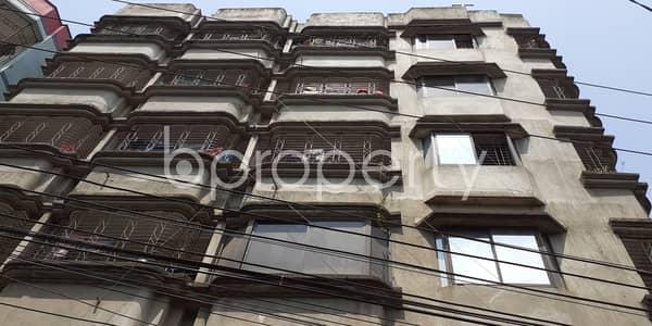 ভাড়ার জন্য BAYUT_ONLYএর ফ্ল্যাট - আগারগাঁও, ঢাকা - Available In West Agargaon, A 800 Sq. Ft Apartment For Rent, Near Global School & College.