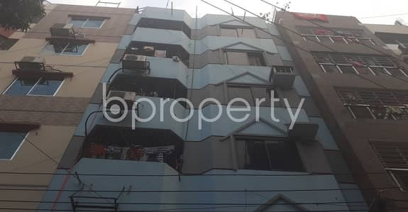 2 Bedroom Apartment for Rent in Mohammadpur, Dhaka - Check This 700 Sq. Ft Apartment Up For Rent At Mohammadpur Very Near To Sehabiya Darbar Sharif.