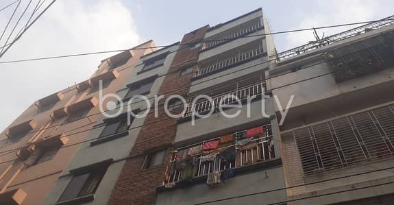 2 Bedroom Flat for Rent in Mohammadpur, Dhaka - At Mohammadpur A Nice Flat Up For Rent Near Sehabiya Darbar Sharif.