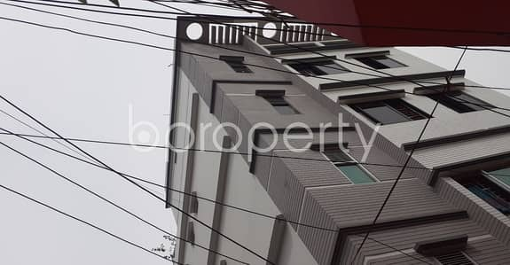 2 Bedroom Apartment for Rent in 9 No. North Pahartali Ward, Chattogram - This 1030 Sq. Ft. Flat Is Up For Rent Near Baitul Falah Jaam-e-Mosque In Kaibalyadham Housing Society