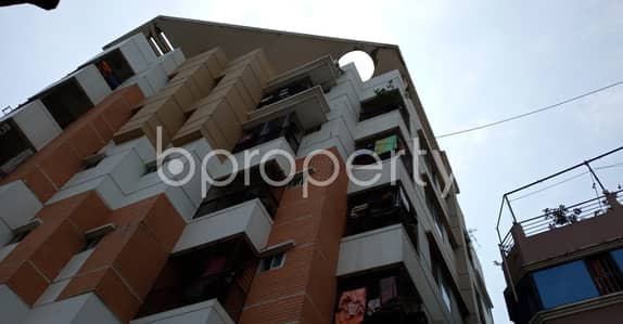 2 Bedroom Apartment for Rent in Sholokbahar, Chattogram - An Attractive Apartment Is Up For Rent Covering An Area Of 1220 Sq Ft At Sholokbahar.