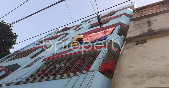 2 Bedroom Flat for Rent in 9 No. North Pahartali Ward, Chattogram - In Kaibalyadham Housing Society A Standard Flat Is For Rent