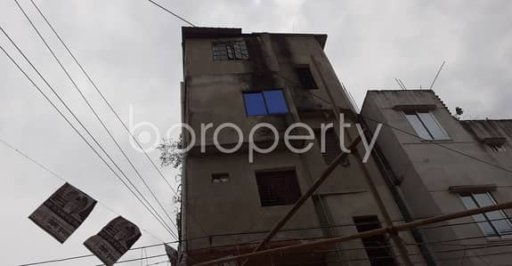 1 Bedroom Flat for Rent in 9 No. North Pahartali Ward, Chattogram - 400 Sq Ft Flat Is Now Vacant To Rent In Pahartali Close To Pahartali Eye Hospital