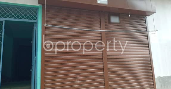 Shop for Rent in Halishahar, Chattogram - 220 Sq Ft shop Is Available to Rent in Halishahar nearby Halishahar Thana