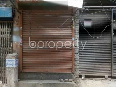 ভাড়ার জন্য এর দোকান - বাড্ডা, ঢাকা - Take A Look At This 300 Sq Ft Shop To Rent In Badda Near To Badda Post Office
