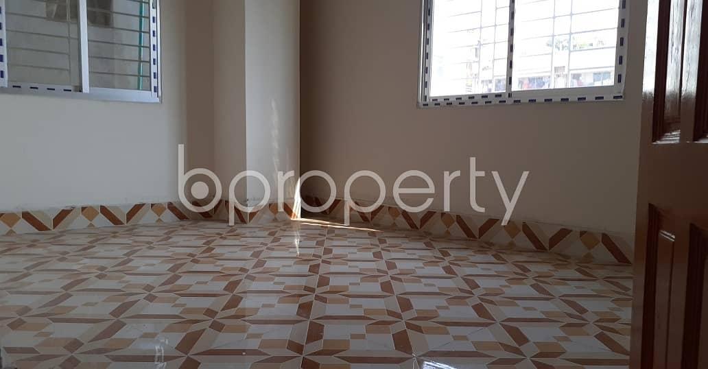 Offering you 600 SQ FT flat for sale in Jatra Bari near to Jatra Bari Thana