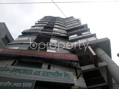 Office for Rent in Kuril, Dhaka - An Office Space Of 3300 Sq. Ft Is Vacant For Rent In Pragati Soroni Near To Kazi Bari Masjid.