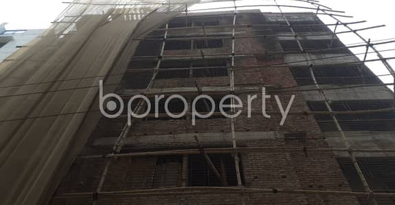 3 Bedroom Apartment for Sale in Banasree, Dhaka - This Flat In Banasree ,Block E With A Convenient Price Is Up For Sale