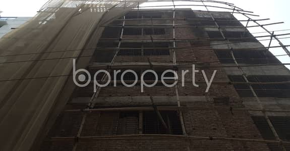 বিক্রয়ের জন্য BAYUT_ONLYএর অ্যাপার্টমেন্ট - বনশ্রী, ঢাকা - An Apartment Of 1300 Sq. Ft Is Up For Sale In Banasree Near National Ideal School.