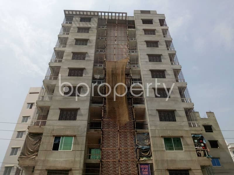Grab This 1150 Sq Ft Flat Up For Sale In Aftab Nagar Near Blcs Institute & Hospital