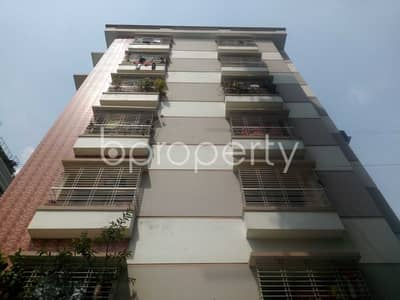2 Bedroom Apartment for Rent in Aftab Nagar, Dhaka - For A Small Family A Tiny Mini Flat For Rent In Aftab Nagar Close To EWU