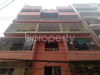 3 Bedroom Apartment for Sale in Aftab Nagar, Dhaka - A Beautiful Apartment For Sale Is All Set For You In Aftab Nagar Nearby EWU.