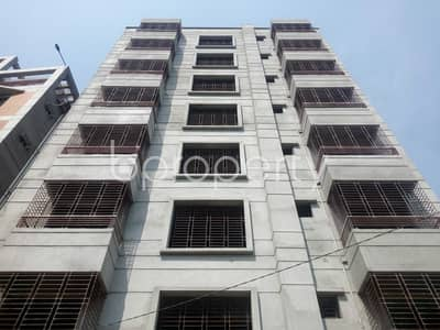 3 Bedroom Flat for Sale in Aftab Nagar, Dhaka - Completely Suitable And Ready Flat Of 1510 Sq Ft Is Up For Sale In Aftab Nagar
