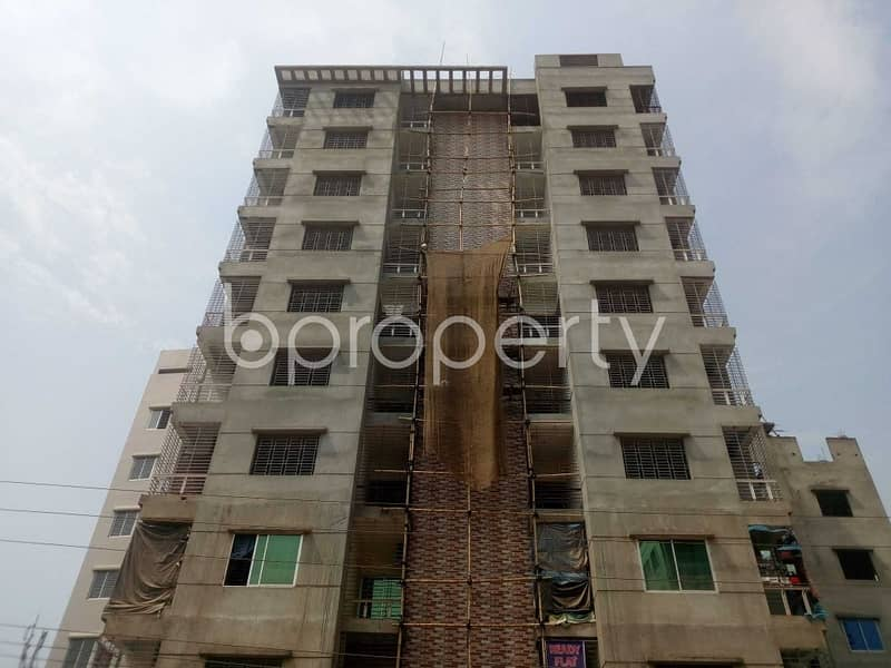 We Have This Wonderful Apartment That You Have Been Looking For, This Flat For Sale In Aftab Nagar