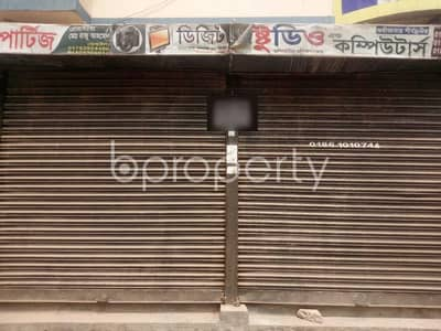 Shop for Rent in Banasree, Dhaka - This Shop Is Up For Rent In South Banasree Project Near South Banasree Central Jame Masjid.