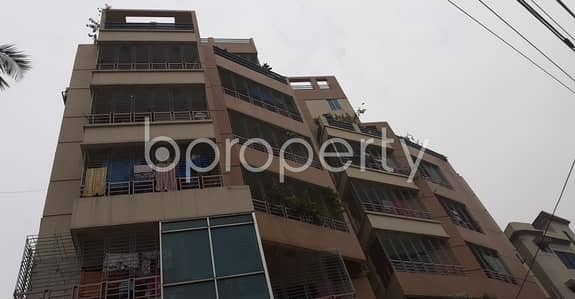 An Apartment Is Ready For Rent At Lalmatia , Near Lalmatia C Block Jam-e-masjid
