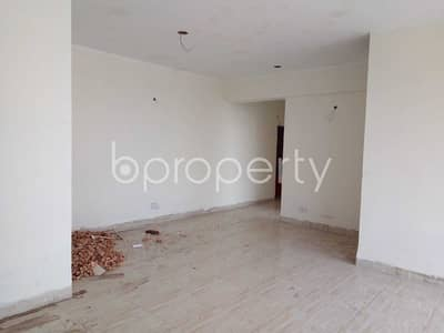 Apartment for Rent in Uttara, Dhaka - A Commercial Space Of 1500 Sq. Ft Is Vacant For Rent In Uttara Sector 10.