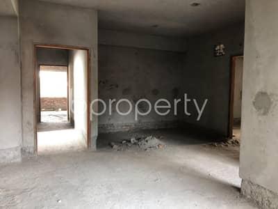 3 Bedroom Flat for Sale in Badda, Dhaka - 1398 Sq Ft Impressive Apartment For Sale In Uttar Badda Near Amz Hospital Ltd.